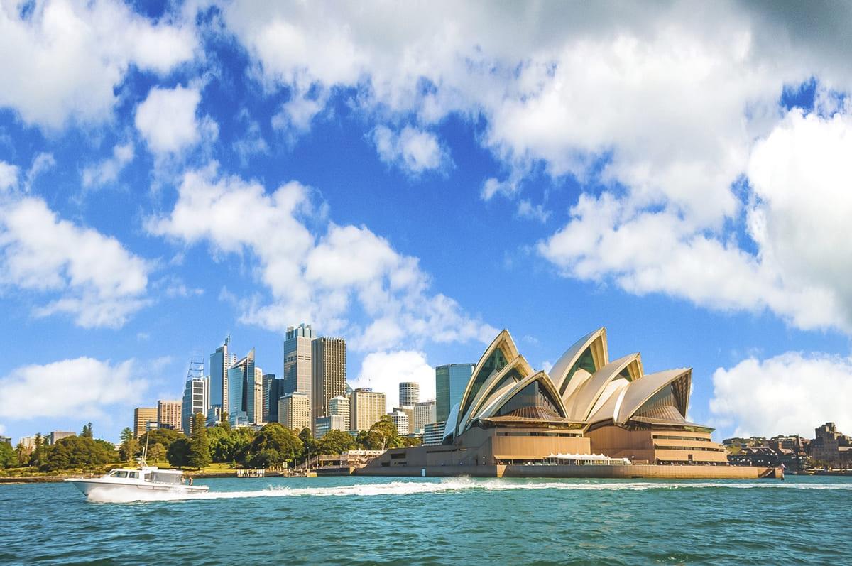 Austrália 航空券