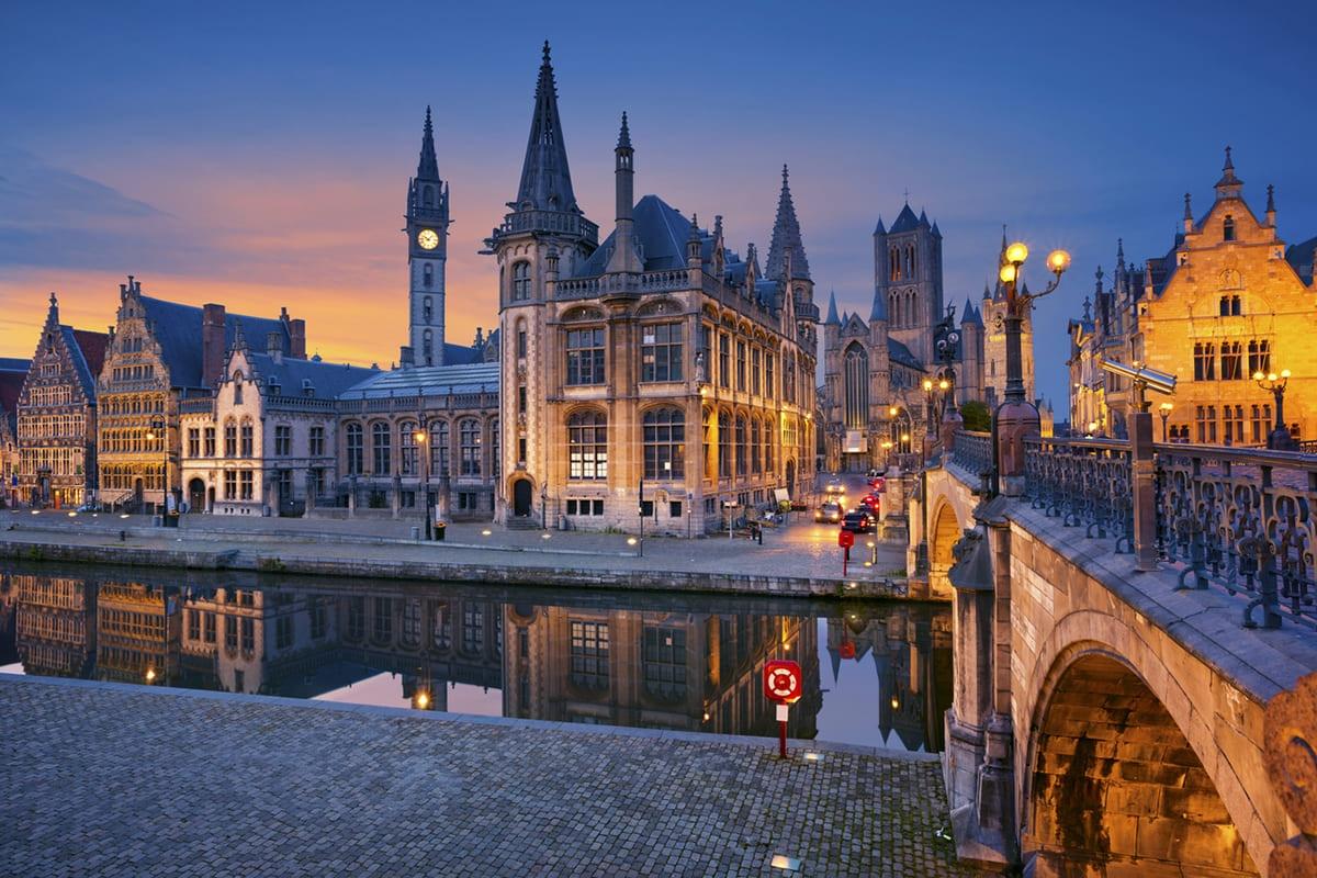 Bélgica 航空券