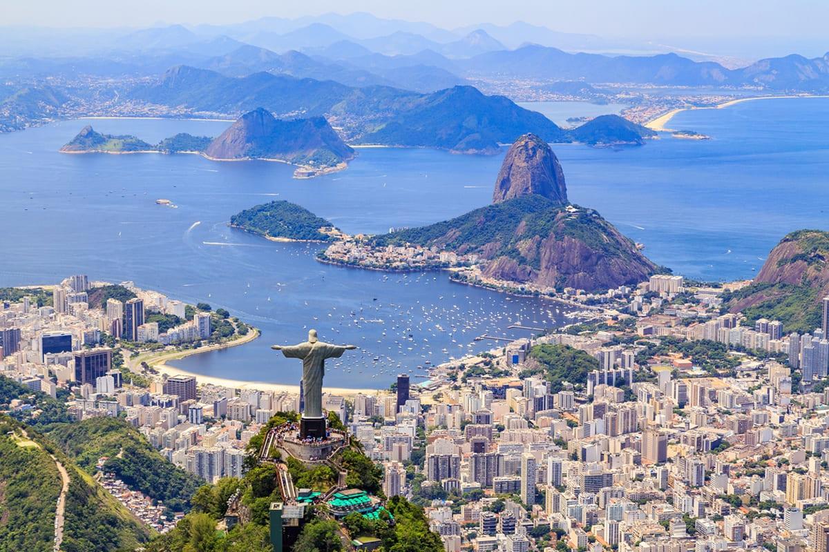 Brasil 航空券