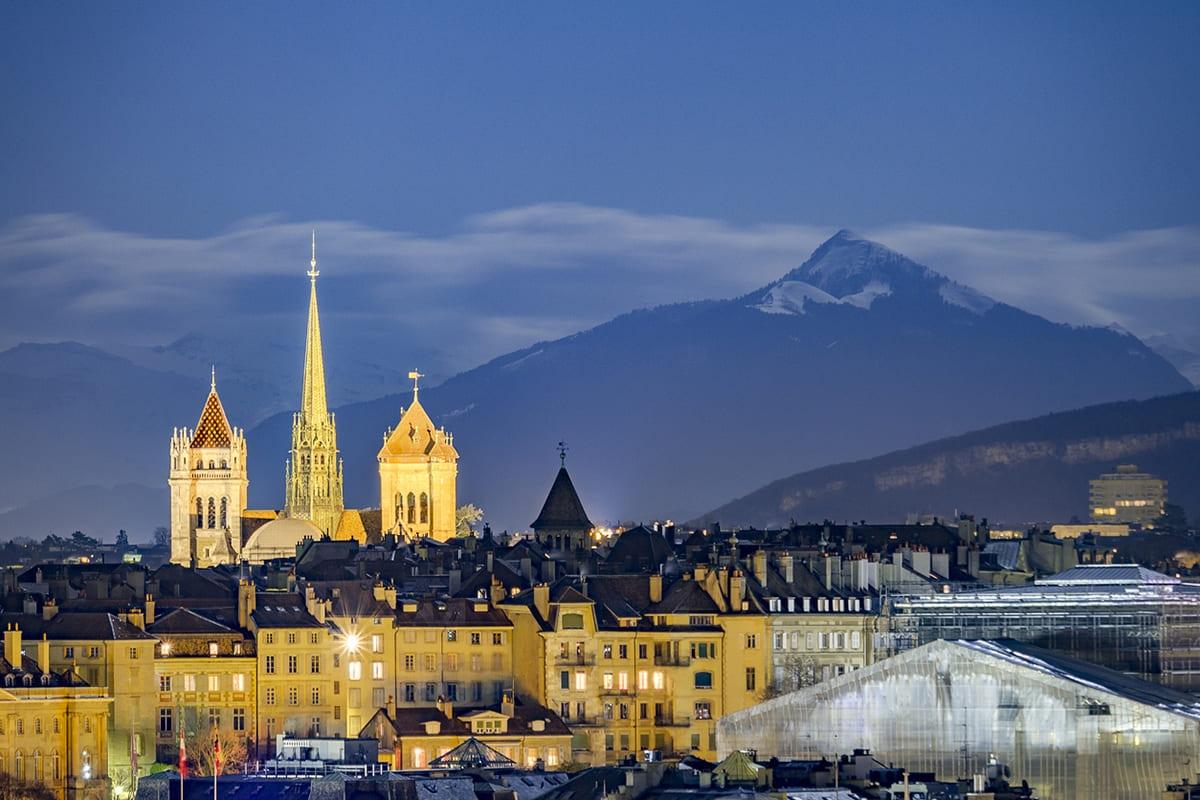 Suíça 航空券