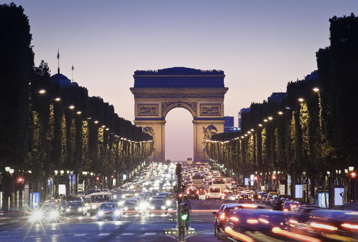 França 航空券