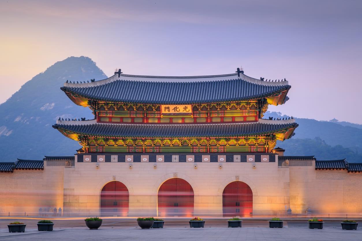 Coreia Do Sul 航空券