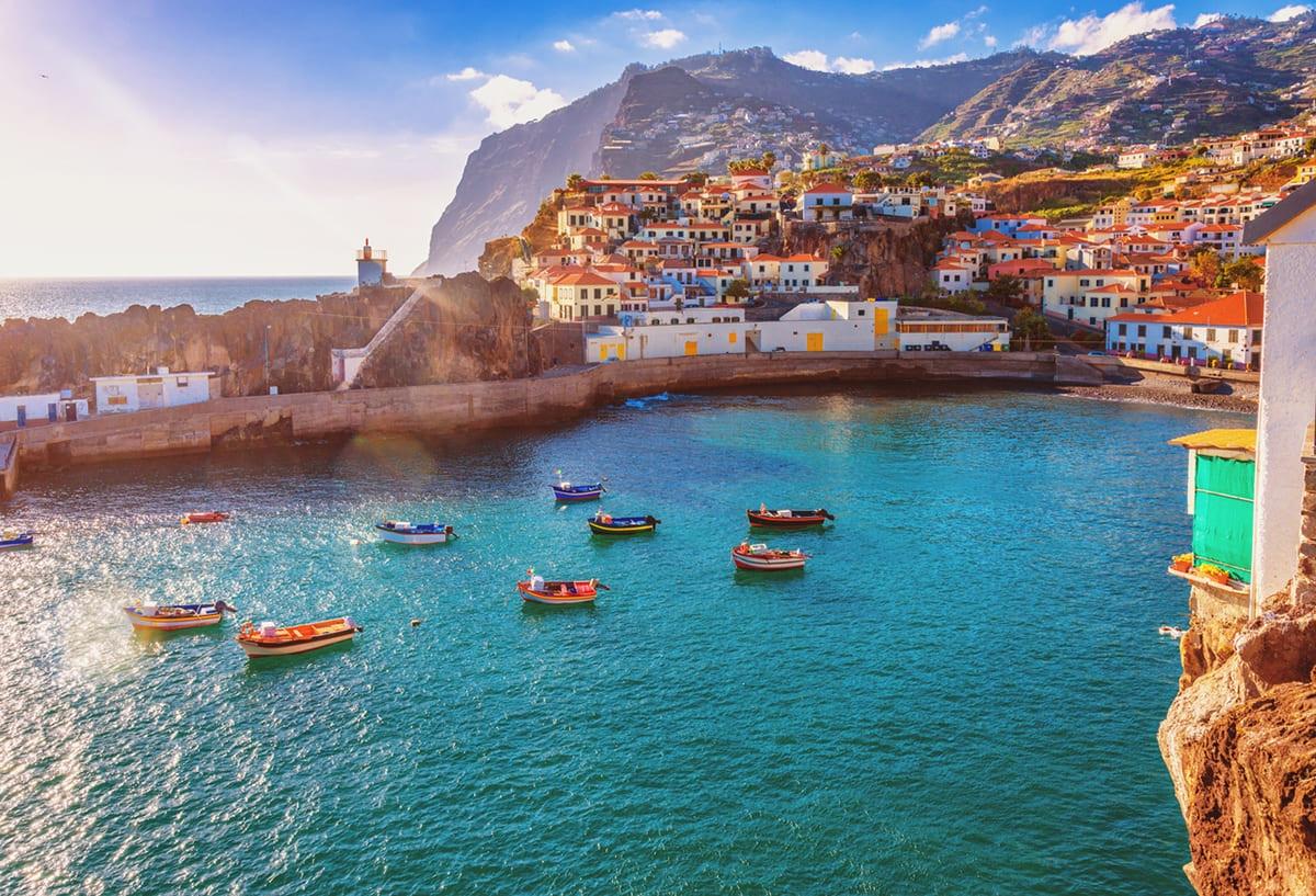 Portugal 航空券