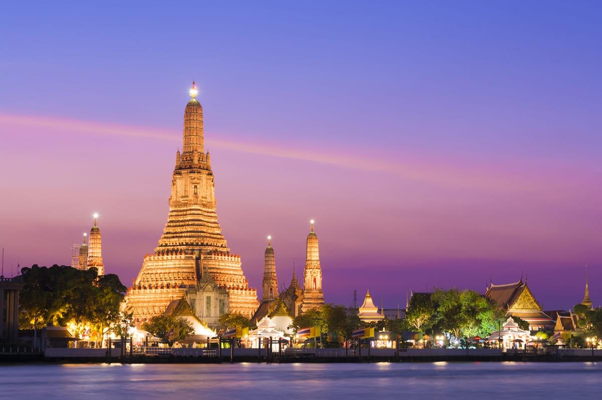 Tailândia 航空券