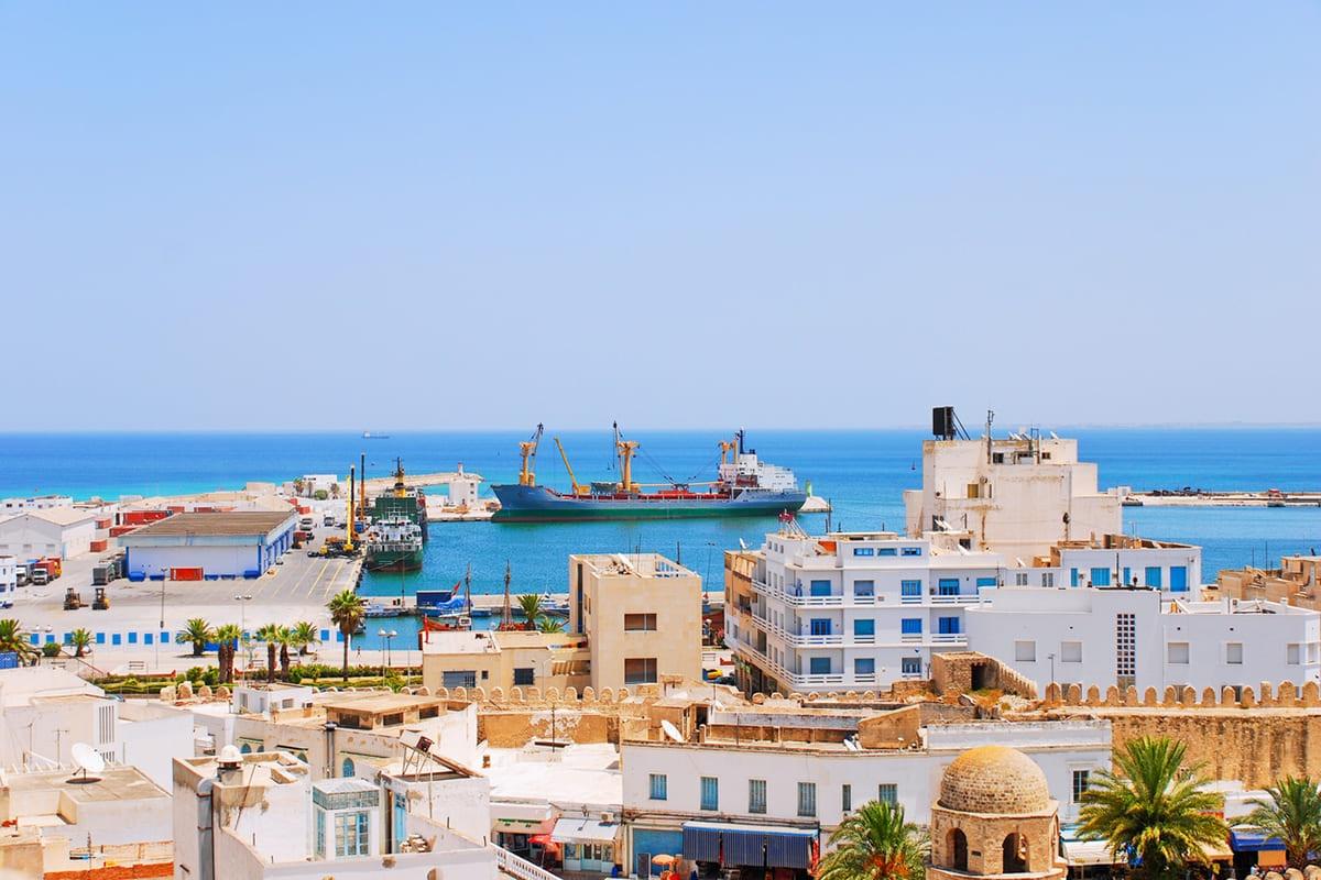 Tunísia 航空券